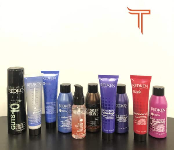Holiday Travel Size Products by Redken from TRIM Nulu