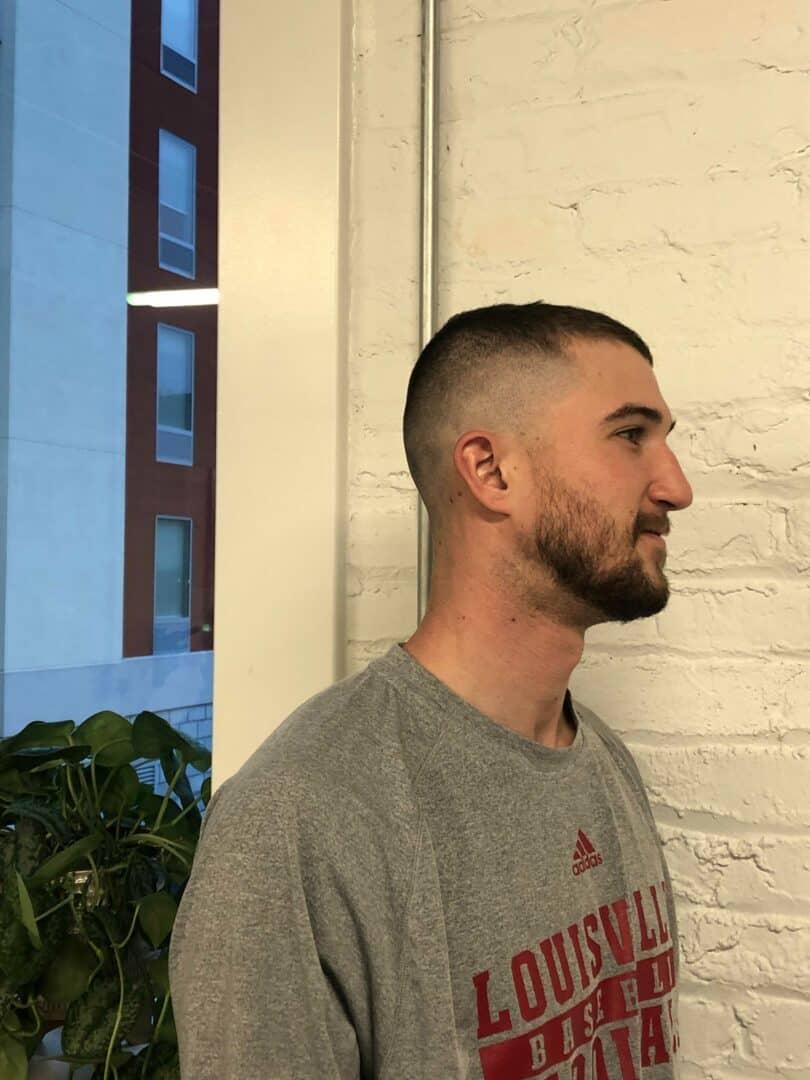 Louisville Mens Haircut 3