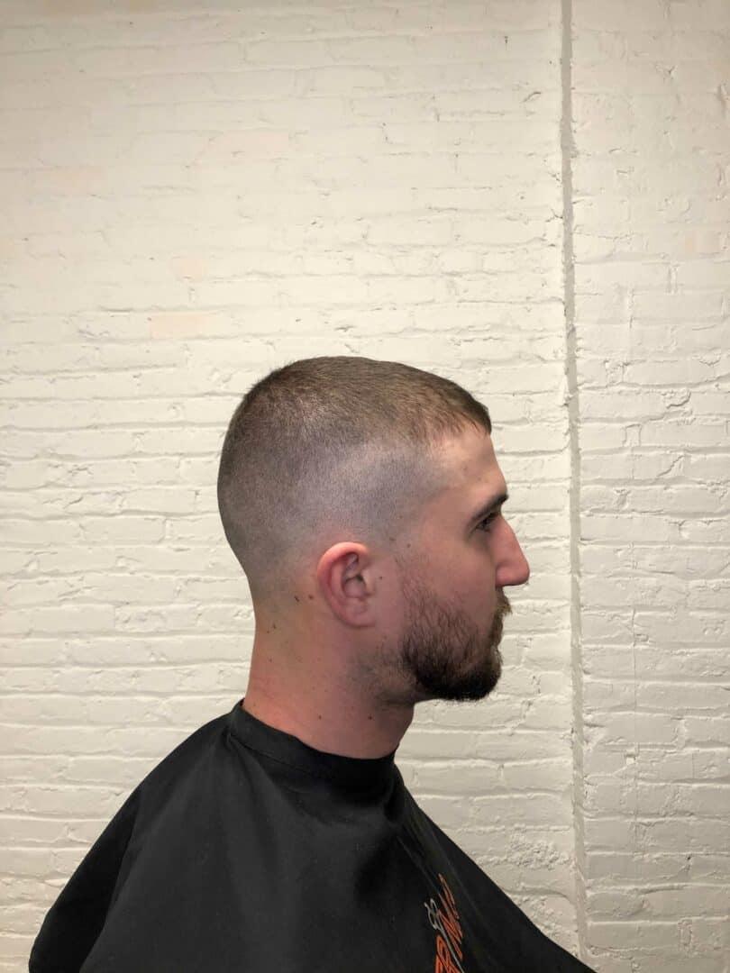 Louisville Mens haircut
