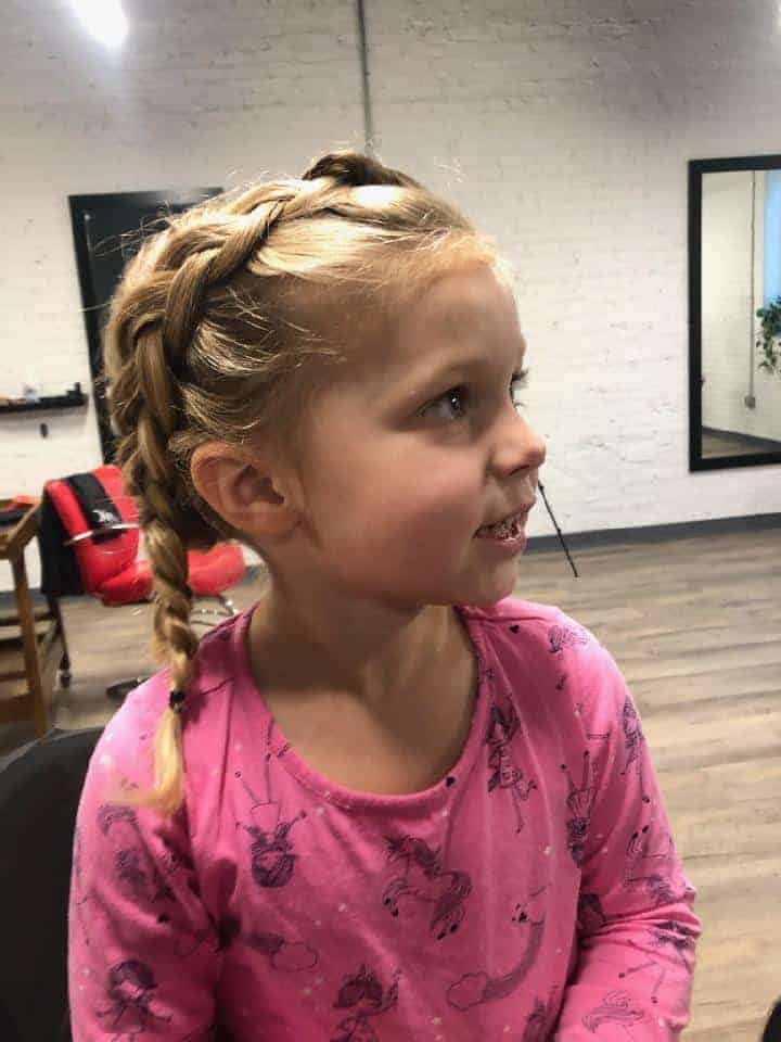 fairytale hairstyling