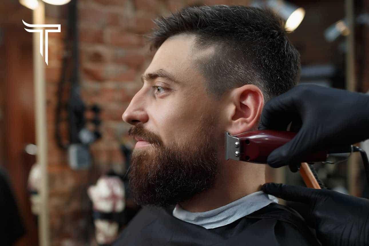 louisville beard trims and care