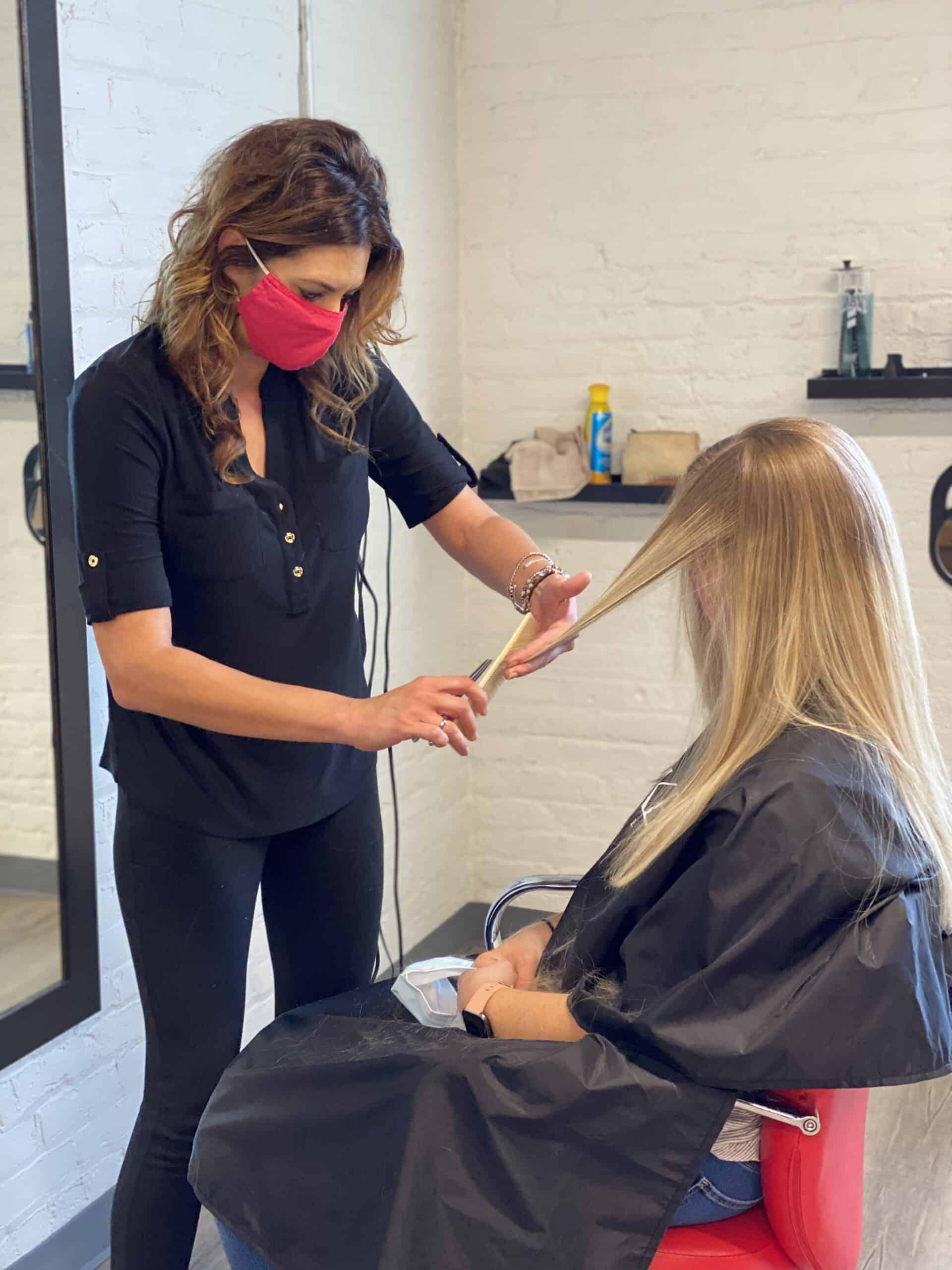 how long should you go between haircuts