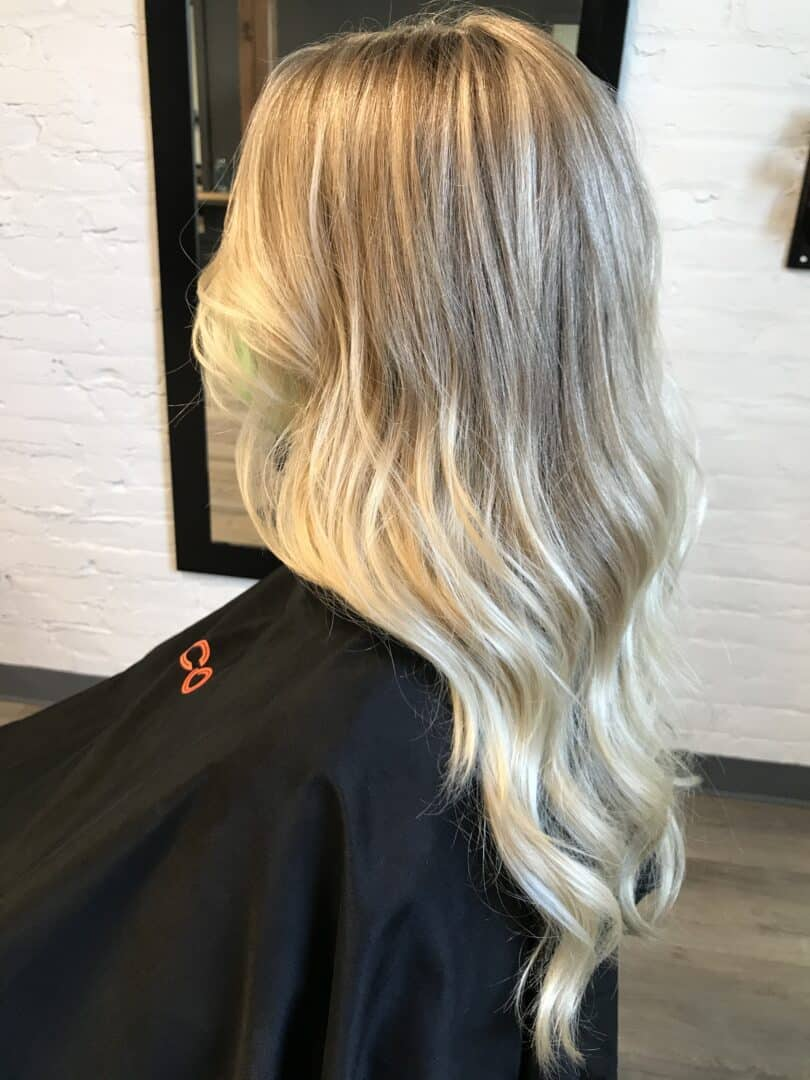 hair coloring for blondes