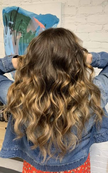 balayage vs ombre louisville