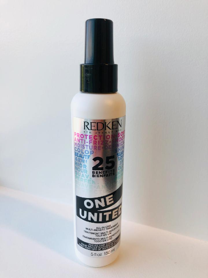 redken one united spray review